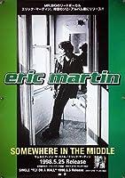 ERIC MARTIN エリックマーティン MR.BIG B2ポスター 1Z08005