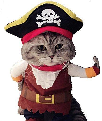 LL.HRD 犬 猫 パイレーツ 海賊 コスプレ ツンデレ (S)