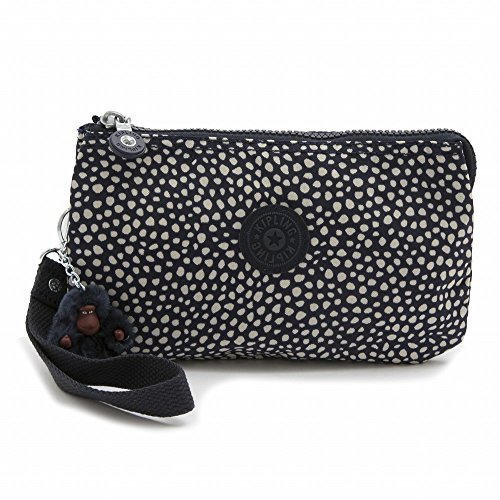 [해외]KIPLING 키플링 스트랩 파우치 K15156 CREATIVITY XL Dot Dot Dot 89H 병행 수입 상품]/KIPLING Pouch with Kipling Strap K15156 CREATIVITY XL Dot Dot Dot 89H [Parallel import goods]