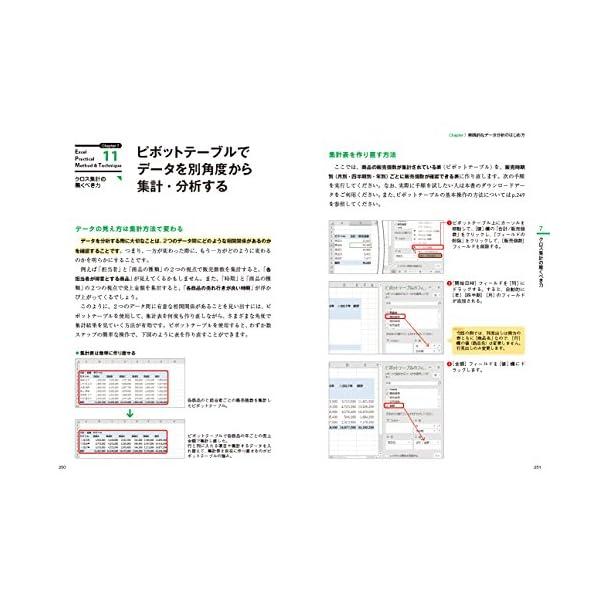 Excel 最強の教科書[完全版]――すぐに...の紹介画像21