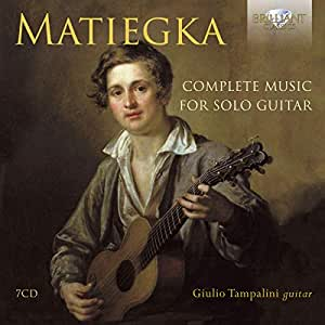 Complete Music for Solo G