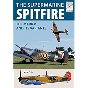 Flight Craft 15: Supermarine Spitfire Mkv: the Mark V and Its Variants
