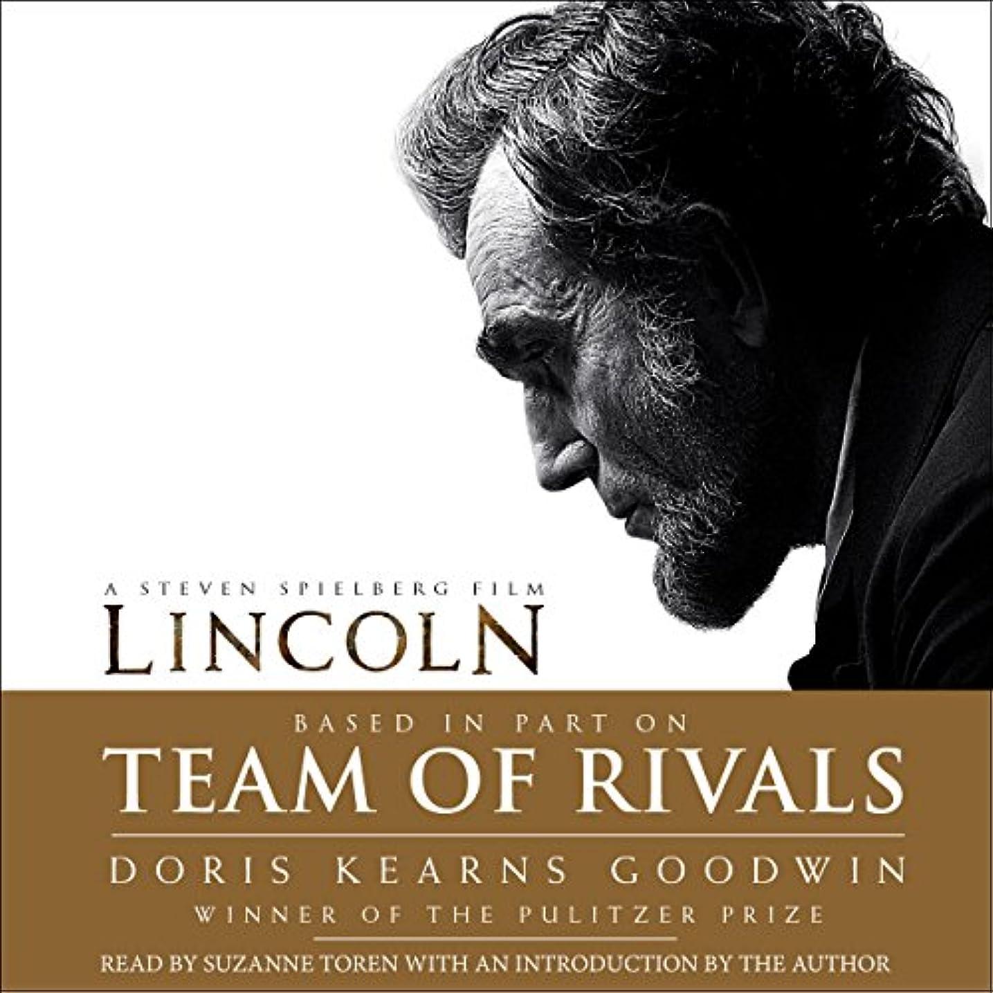 保守可能膨らみ等しいTeam of Rivals: The Political Genius of Abraham Lincoln