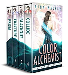 The Color Alchemist: The Complete Series by [Walker, Nina]