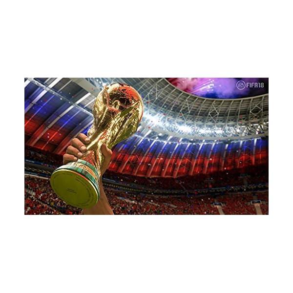 FIFA 18 【予約特典】• 5試合FUTレ...の紹介画像9