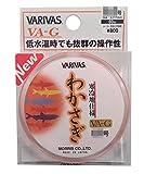 モーリス(MORRIS) ナイロンライン バリバス ワカサギ 専用ライン VA-G 60m 0.6号 オレンジ