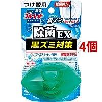 液体ブルーレットおくだけ 除菌EXつけ替用 パワースプラッシュ(70mL*4コセット) 日用品 掃除用品 トイレ用 掃除用品 [並行輸入品] k1-22877-ah