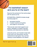 My Basketball Season: A journal of my skills,  my games, and my memories 画像