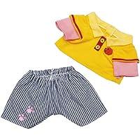 ヒーリングパートナー 夢コレ39 ポロシャツ&ストライプズボン