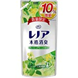 本格消臭 フレッシュグリーンの香り つめかえ用 10%増量 530ml レノア P&G(プロクター・アンド・ギャンブル)