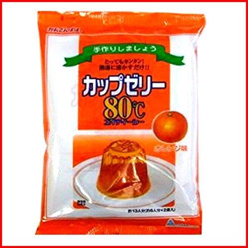 かんてんぱぱ カップゼリーオレンジ [200gx3個入]