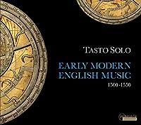 Early Modern English Music