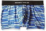 (ボディワイルド)BODY WILD  紳士ボクサーブリーフ(前とじ) BWG305U 59 ブルー 3