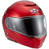 オージーケーカブト(OGK KABUTO)バイクヘルメット システム IBUKI シャイニーレッド (サイズ:L)