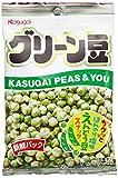 春日井製菓 グリーン豆 89g×6袋
