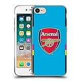 オフィシャル Arsenal FC アウェー ゴールキーパー 2016/17 クレスト・キット ソフトジェルケース Apple iPhone 7 / iPhone 8