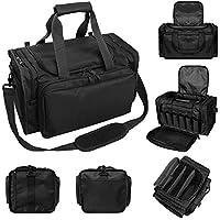 Tactical Duffel Bag Outdoor Multifunctional Military Gear Shooting Range Bag Shoulder Bag Hunting Travel Bag 600D Oxford Cloth