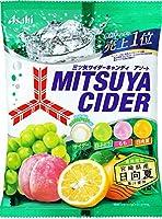 アサヒグループ食品 三ツ矢サイダーキャンディ 136g×6袋