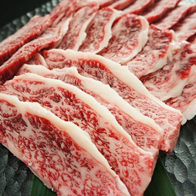 お歳暮 内祝い 肉 ギフト / 近江牛 焼肉(カルビ)500g /1501o-y03 / 誕生日 お祝い