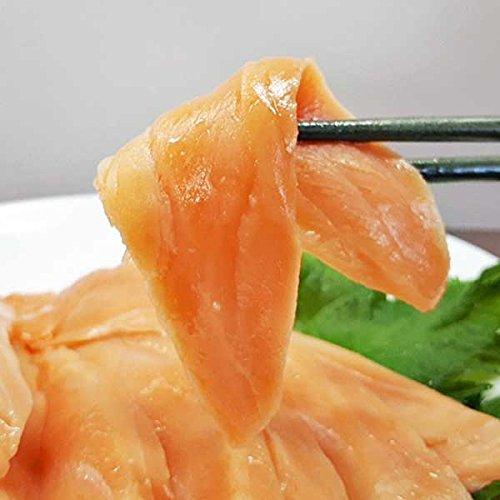 お刺身 サーモン スライス 寿司ネタ用のサーモンを特大スライスした極上品ストアポイント5倍!