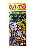 ささめ針(SASAME) X-007 ボウズノガレ好き嫌いナシ! 6号1