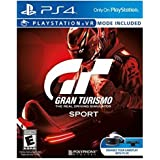 Gran Turismo Sport (輸入版:北米) - PS4