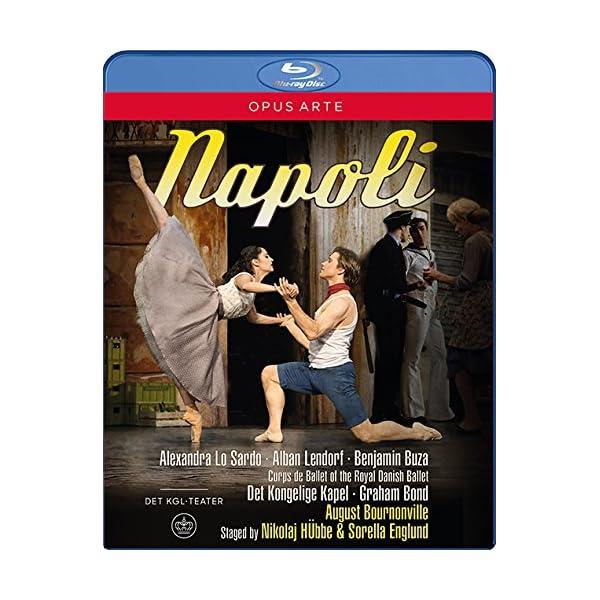 バレエ《ナポリ,あるいは漁師とその花嫁》[Blu...の商品画像
