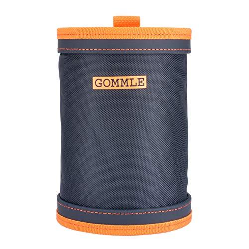 GOMMLE 取り外し可能ビスカップ、ごみ入れ