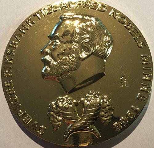 ノーベル賞お土産メダルで経済科学Sveriges Riksbank RareスウェーデンUSA