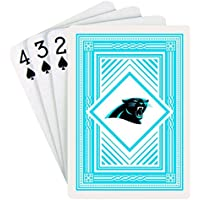 NFL Carolina Panthers Playing Cards (クラシックバック、Oneデッキ)