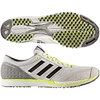 アディダス adidas ランニングシューズ 25.0cm アディゼロ タクミ セン ブースト 3 ADIZERO TAKUMI SEN BOOST 3 国内正規品 BA8242 グレーワン