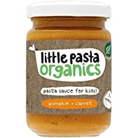 Little Pasta Organics Free From Pumpkin & Carrot Sauce 130g by Little Pasta Organic