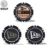 ニューエラ ゴルフ NEW ERA GOLF Chip Marker マーカー マツイゲーミング ポーカーチップマーカー / FLAG LOGO ゴールド