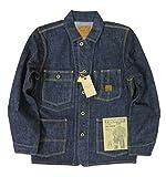 【トロフィークロージング】 ダートデニム カバーオールジャケット TROPHY CLOTHING Dirt Denim Coverall 2604 日本製 (36)
