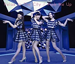 Relax In The City♪PerfumeのCDジャケット