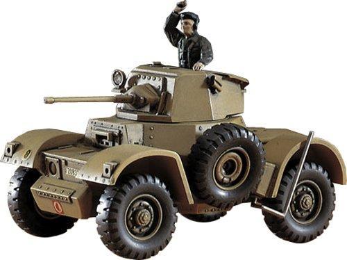 ハセガワ 1/72 イギリス陸軍 ダイムラー Mk.II プラモデル MT24