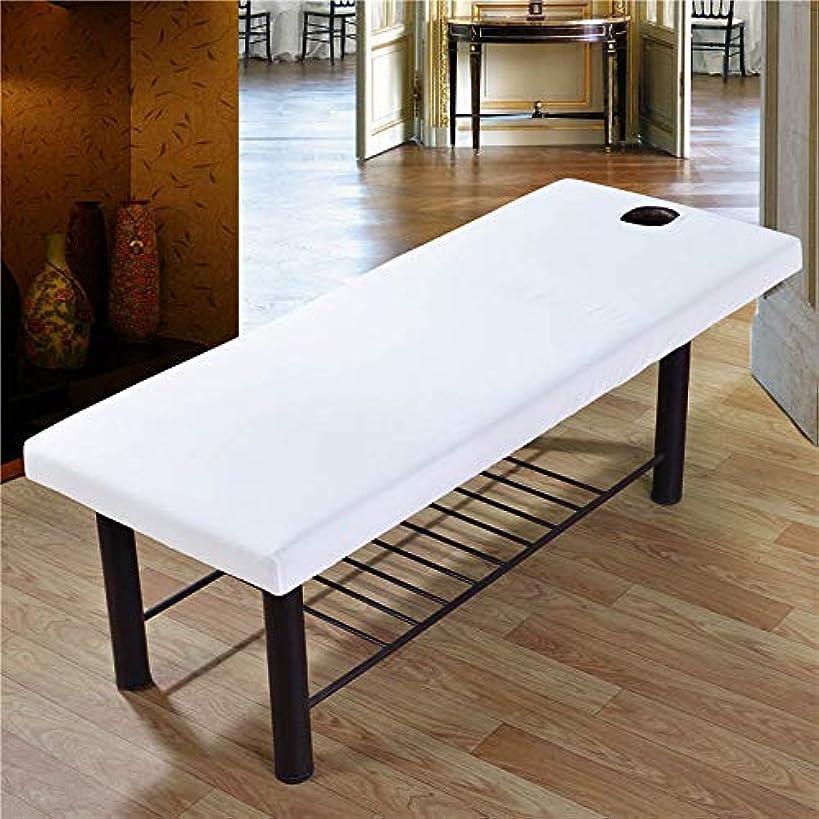 面積測定リブCoolTack  美容院のマッサージ療法のベッドのための柔らかいSoliod色の長方形のマットレス