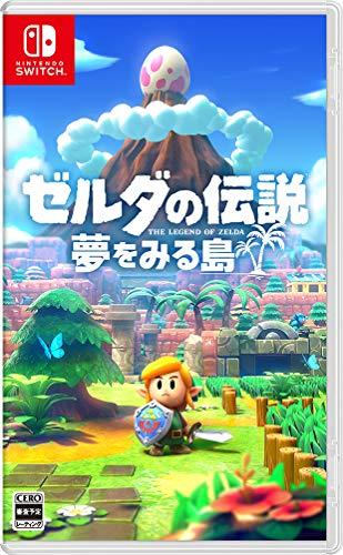 ゼルダの伝説 夢をみる島 -Switch (【Amazon.co.jp限定】オリジナルアクリルチャーム 同梱)