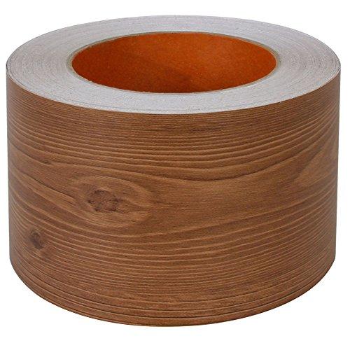 マスキングテープ 幅広 【幅8cm×2m単位】 木目調 カッティングシート 壁紙 インテリア 壁紙用 シール ウッド パネリング 羽目板 [ブラウン] はがせる リメイクシート アクセントクロス ウォールステッカー DIY 壁紙 シール クロス かわいい