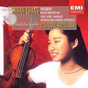 Violin Concerto 1 / Havanaise / Intro & Rondo