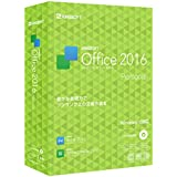 KINGSOFT Office 2016 Personal パッケージCD-ROM版