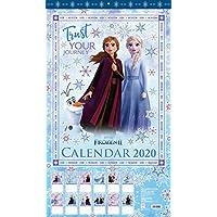 サンスター文具 アナと雪の女王2 2020年 カレンダー CL-78 壁掛け