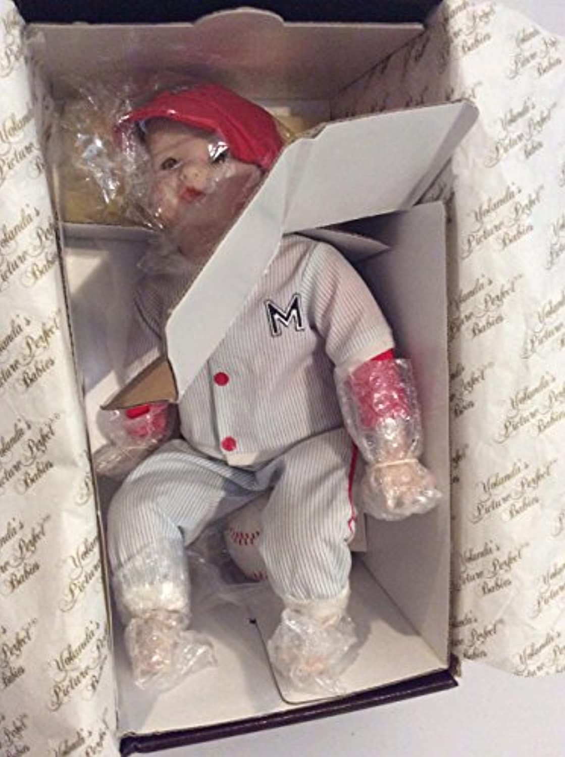 Yolanda Bello's Picture Perfect Babies Michael Doll