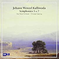 Symphonies 5 & 7 / Overture 16 Op 238 in a Minor by KALLIWODA (2006-08-29)