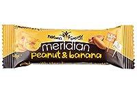 Meridian - Peanut & Banana Bar - 40g