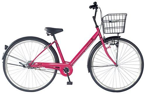CHACLE(チャクル) 軽くて パンクしない自転車 シティサ...