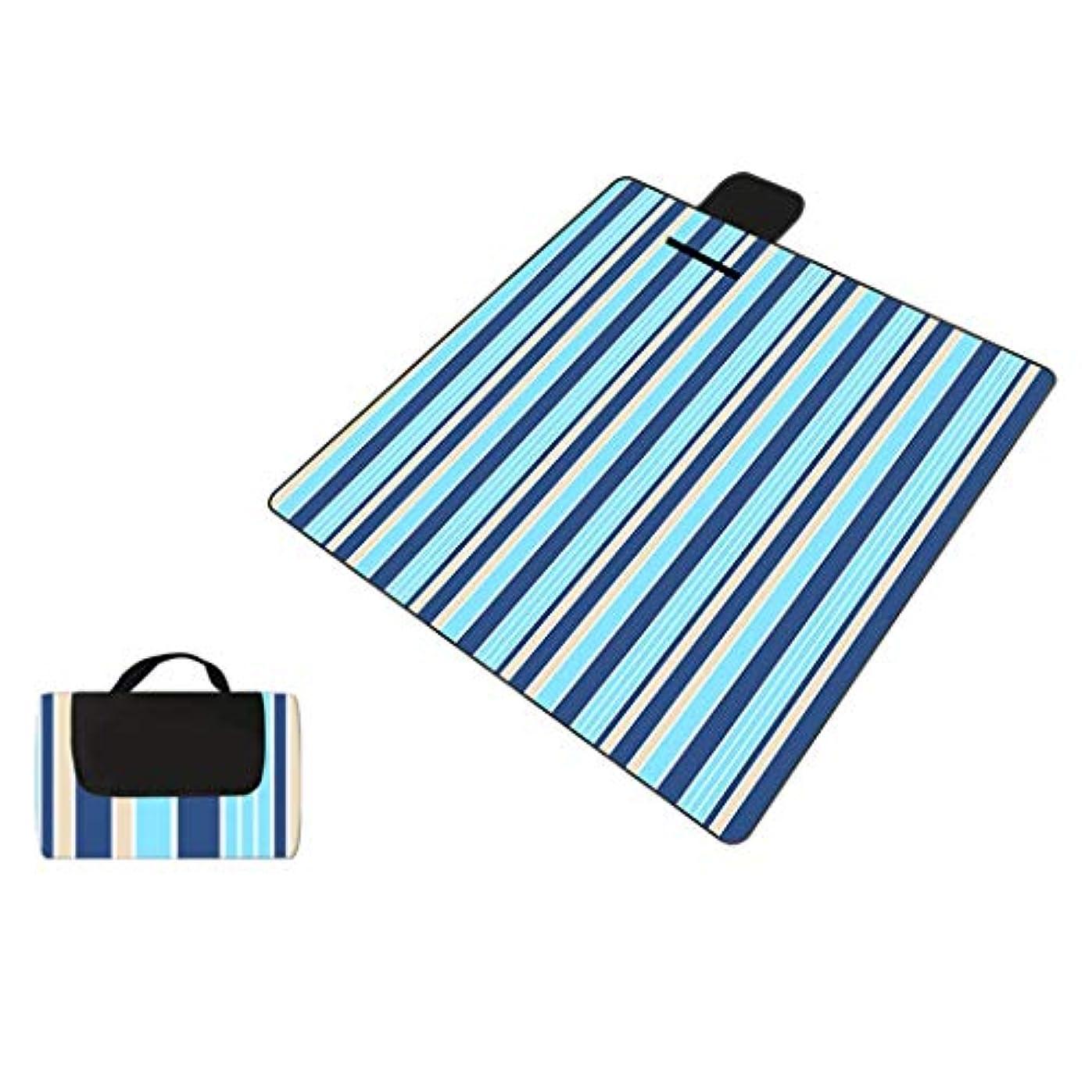 入射接ぎ木そう屋外のカーペットのマット、浜のマット、携帯用ピクニックマット、キャンプのための砂の屋外 (色 : B)