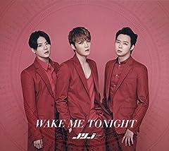 JYJ「WAKE ME TONIGHT」のジャケット画像
