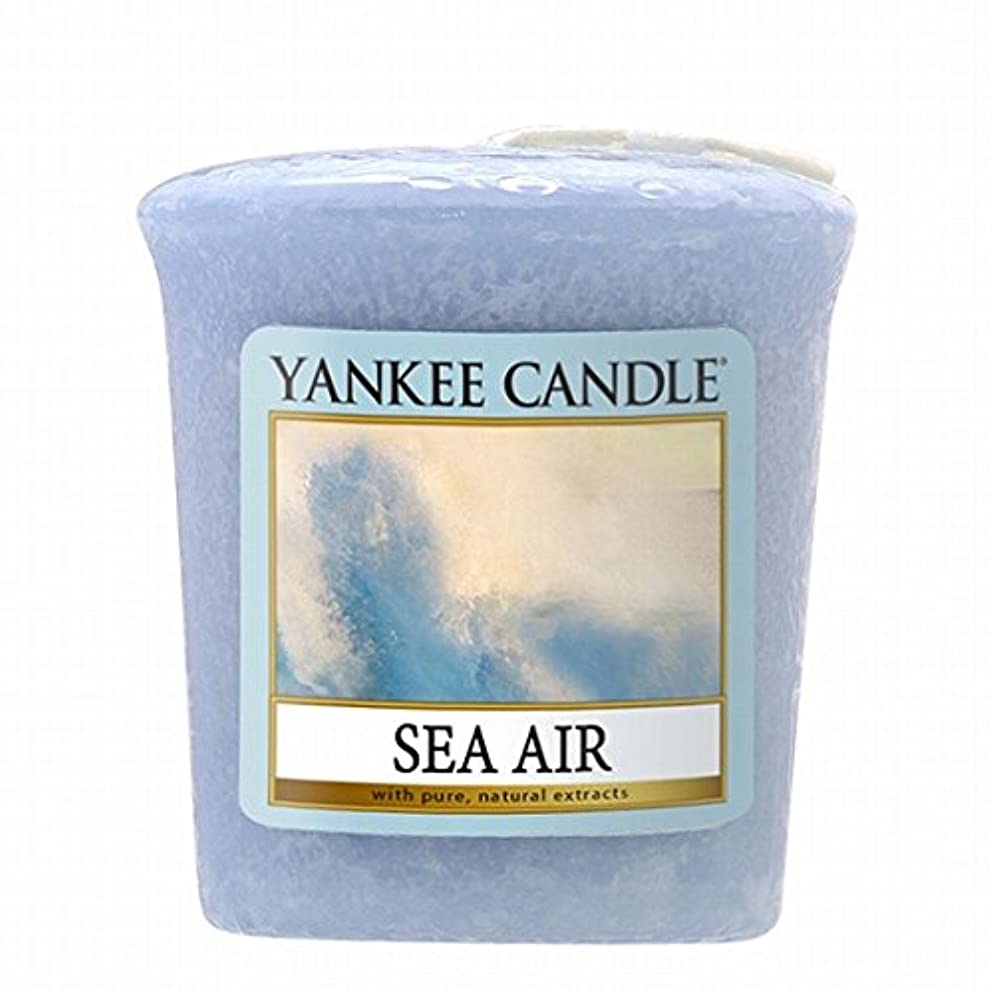 独占繰り返す引き潮YANKEE CANDLE(ヤンキーキャンドル) YANKEE CANDLE サンプラー 「シーエア-」6個セット(K00105293)
