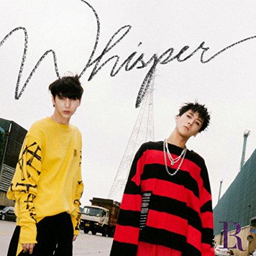 VIXX LR 2ndミニアルバム - Whisper